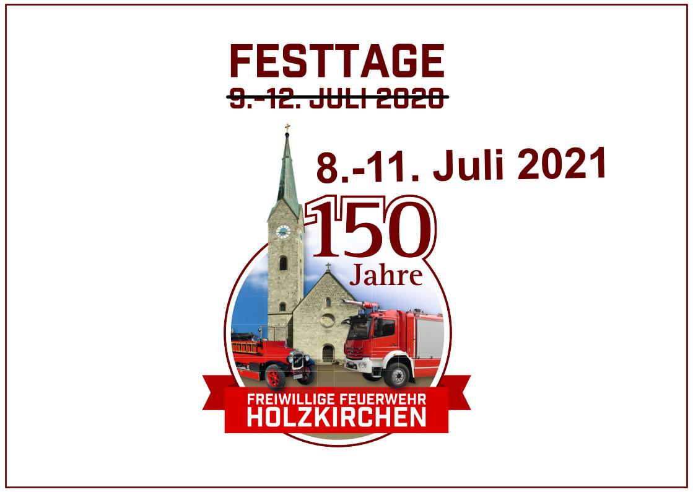 150 Jahre FF-Holzkirchen